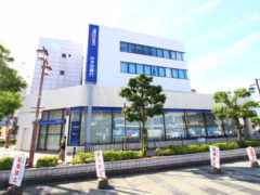 みずほ銀行(茨木市双葉町)