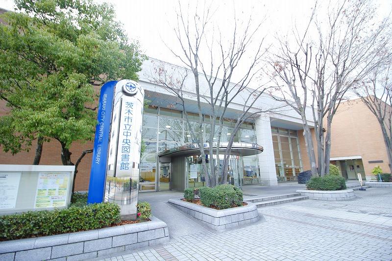 中央図書館 | 茨木の情報サイト IbarakiCity